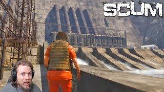 SCUM - Represa Do Alto Risco! | T2:E4