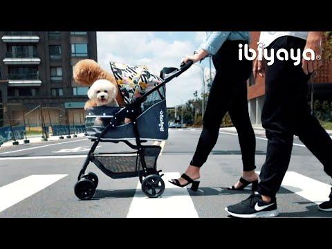 Adventure with doggo | FS2010 Cloud 9 Pet Stroller | IBIYAYA