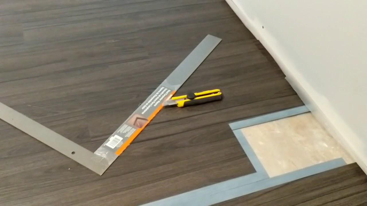Trafficmaster Allure Vinyl Plank Flooring Installation