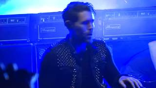 afi miseria cantare and girls not grey live in san diego 8 1 17