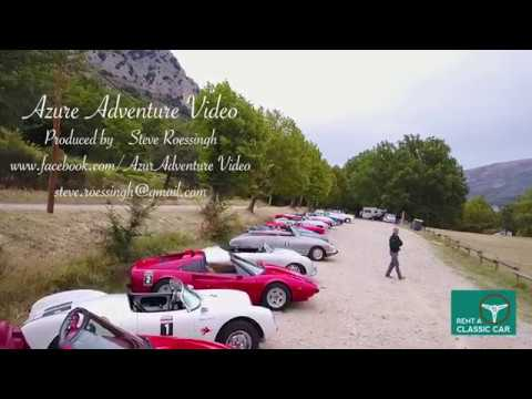 Classic Cars on the Cote d'Azur