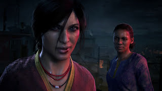 Uncharted: The Lost Legacy en exclu sur PS4 en 2017 - Trailer d