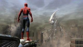 Spider-man Web of Shadows Final Boss