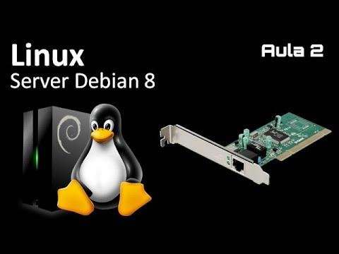 Configurando a Rede no Linux com Debian 8