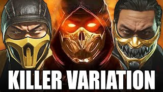 Mortal Kombat 11 – Scorpion has a New Broken Variation!