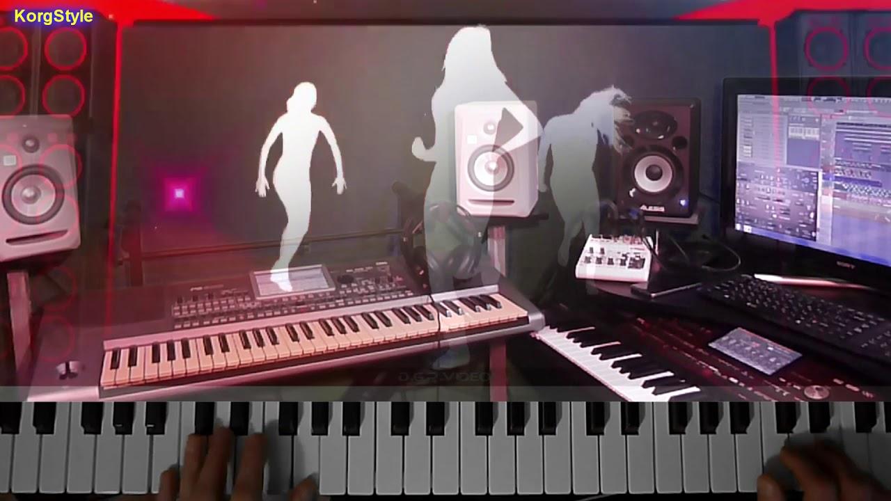 KorgStyle & Lian Ross -Improvisation (Korg Pa 900) EuroDance 2018 New