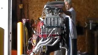 350 Chevy Blower Motor Startup