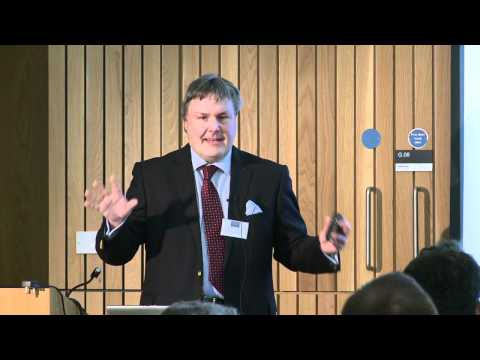 Prof. Jamie Davies: Synthetic Biology Approaches to Turing Patterns