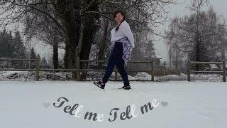 [DANCE COVER] RAINBOW - Tell me Tell me By Yuki