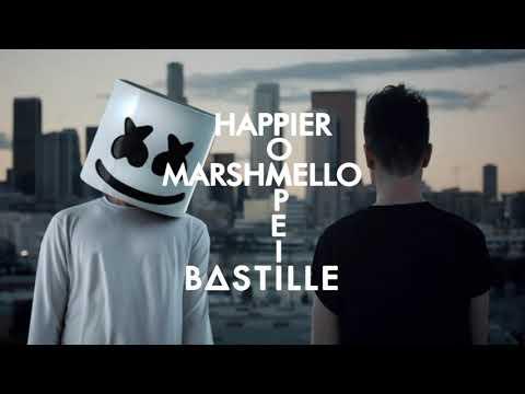 Happier in Pompeii (MASHUP) Bastille, Marshmello