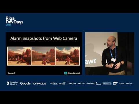 Mark West - Building a Smart Security Camera with Raspberry Pi Zero, Node.js and The Cloud