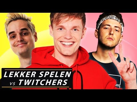 LEKKER SPELEN Vs TWITCHERS (2019)