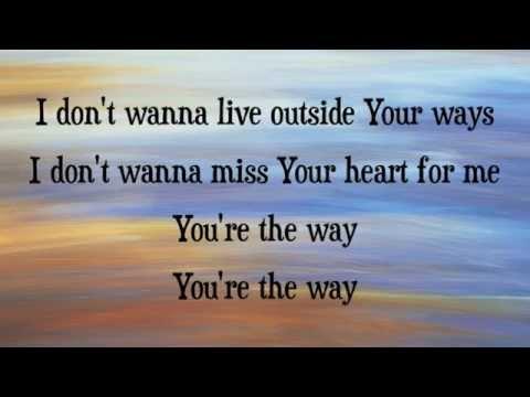 Chris Tomlin - Don't Ever Stop - with lyrics (2014)