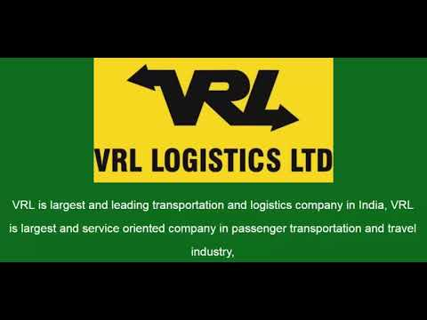 How To Open VRL Logistics Franchise - VRL Courier Agency