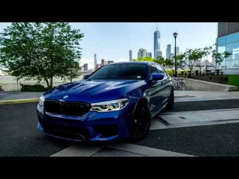 LOUD F90 M5 VS NYC! | Custom Exhaust | Revs | Scaring People