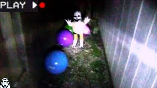 The Scariest Home Videos Caught Around The World