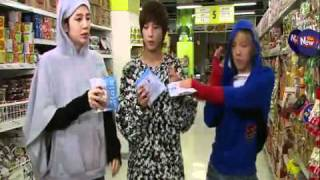 [Eng] You are Beautiful EP11 Cut - Supermarket Scene