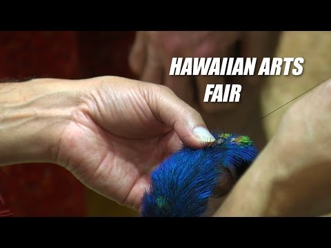 Merrie Monarch Invitational Hawaiian Arts Fair (2015)