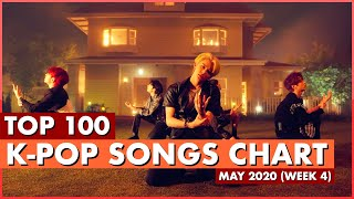 Baixar (TOP 100) K-POP SONGS CHART | MAY 2020 (WEEK 4)