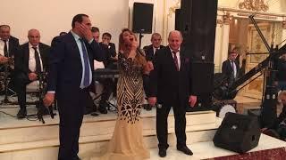 Manaf Ağayev, Elnarə Abdullayeva, Pünhan İsmayıllı - Möhtəşəm canlı ifa (2017)