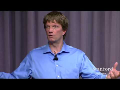 Stanford Seminar - Entrepreneurial Thought Leaders: Mike Olson of Cloudera