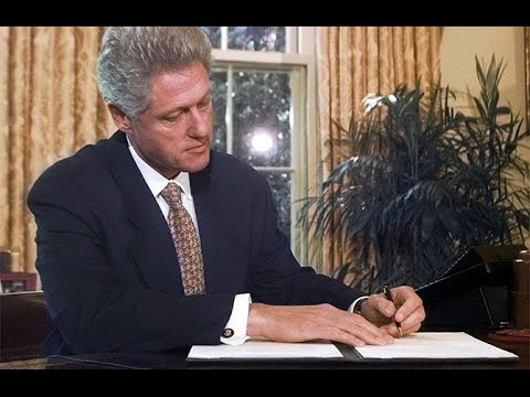 How Bill Clinton Destroyed The Music Industry