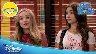 Girl Meets World | Girl Meets Rileytown | Official Disney Channel UK