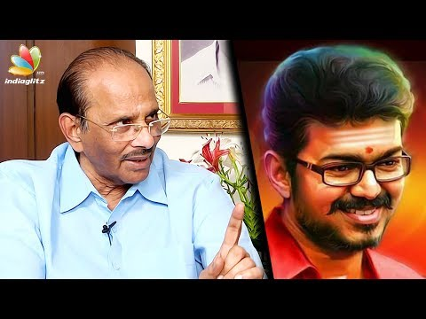 Mersal is loaded with MASS situations : Baahubali writer Vijayendra Prasad Interview | Shankar