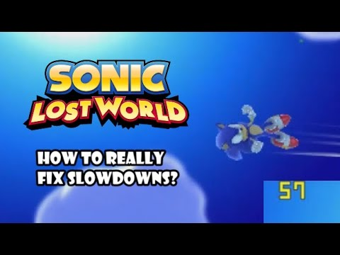Steam community:: sonic lost world.
