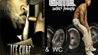 Ice Cube ft.  The Game & WC - Get used to it [ FINAL ]