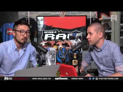 """Review-A-Raw 8/11/15 - """"Cena-less in Seattle"""""""