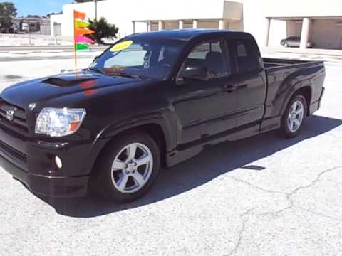 Toyota X Runner For Sale >> Toyota Tacoma X Runner 2007 For Sale Magic Auto