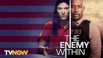 The Enemy Within ab 15.12. Exklusiv zum streamen bei TVNOW