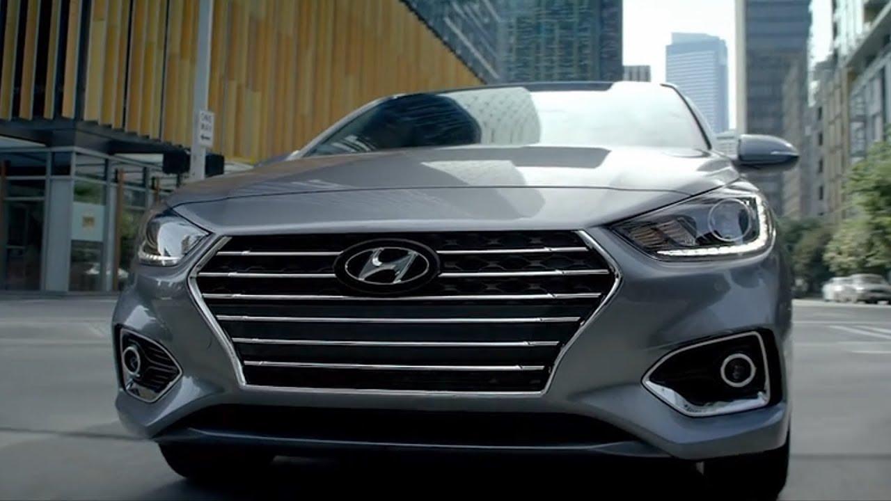 2018 Hyundai Accent Spec >> 2018 Hyundai Accent (US Spec) - YouTube