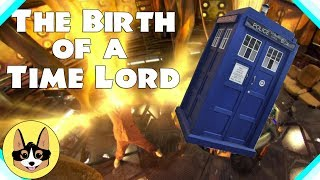 Doctor Who Theory - How are Time Lords Made?