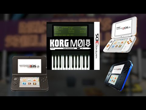 Demo : Korg M01D  [3DS]