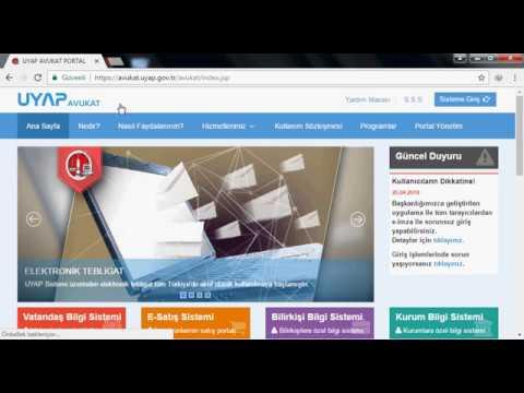 Uyap Doküman Editorü, Uyap Şablon Editorü ile Java Kurulumu Nasıl Yapılır