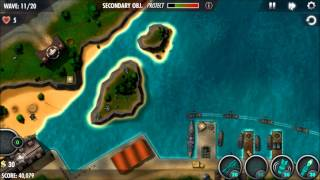 Midway Atoll - M5 iBomber Defense Pacific - Veteran Full House Walkthrough