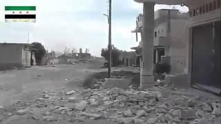 14 10 2015 Сирия Неудачный репортаж боевика ИГИЛ