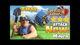 [Clash of Clans] Th12 and Th11 attacks | War and FC
