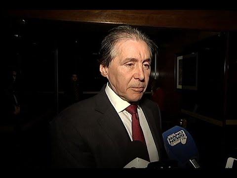 Sistema Único de Segurança será votado em regime de urgência, afirma Eunício