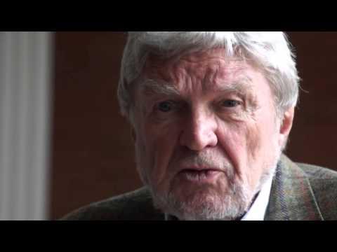 Hardy Krüger im Interview mit der Realschule Isernhagen