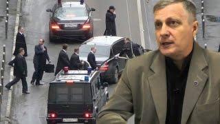 Как Путина подводят к лобовому столкновению с ФСБ. Валерий Пякин.