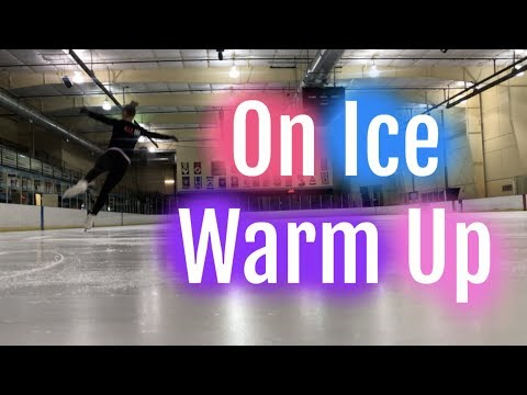 On Ice Warm Up   Lessons With Eye Katie