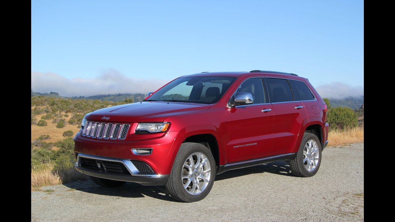 2014 jeep grand cherokee summit 4x4 on and off road test and review youtube. Black Bedroom Furniture Sets. Home Design Ideas