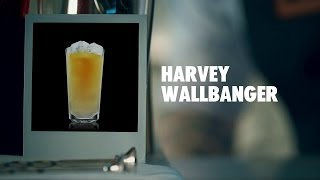 Harvey Wallbanger Drink Recipe - How To Mix