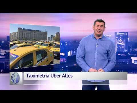 Taximetria Uber Alles