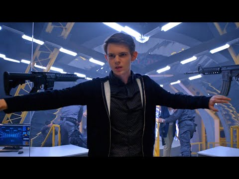 Tommy Clark- All Powers from Heroes Reborn