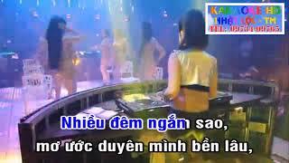 SẦU TÍM THIỆP HỒNG REMIX DJ | KARAOKE BEAT NHẠC REMIX 2018