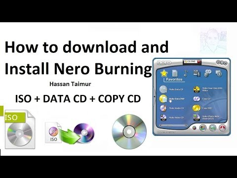 How To Download And Install Nero 7 Burning Full Version Free With Complete Tutorial | Urdu Hindi